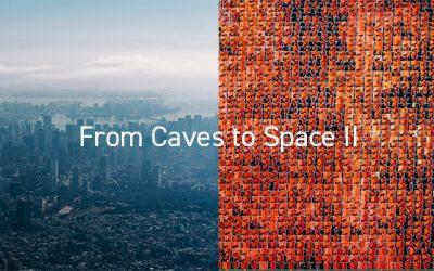 写真展 From Caves to Space II